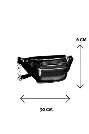 bag&more Sıyah Kadın Bel Çantası 1