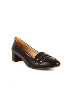 Divum Kahverengi Topuklu Ayakkabı 1