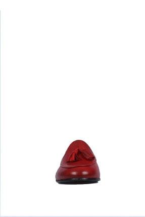 Diego Carlotti 8456 Bayan Kırmızı Günlük Babet 3
