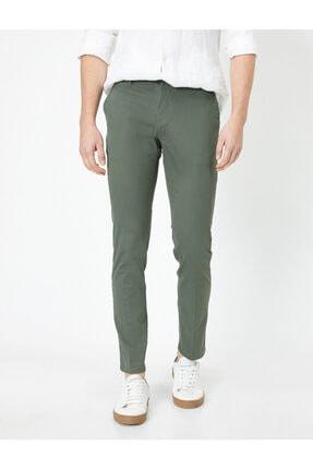 Koton Cep Detayli Pantolon 2