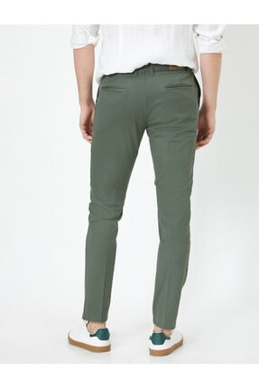 Koton Cep Detayli Pantolon 3