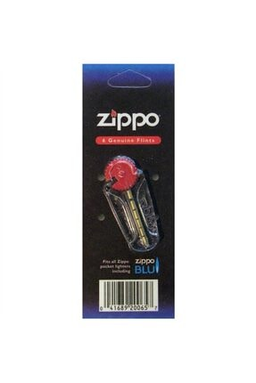 Zippo Marka 6 Lı Çakmak Taşı 2406 0