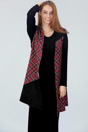 Güzey Yelek Elbise Ikili Takım - Siyah 3