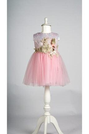 Elayza Çiçekli Elbise 1