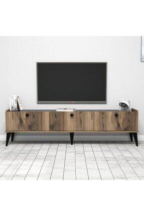 Bimossa E3610 Lidya Tv Ünitesi 180cm. Lidya/parlak 1