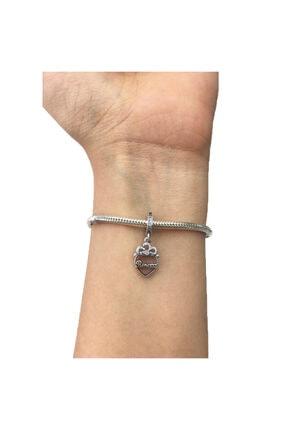 My Story Prenses Tacı Gümüş Charm 0