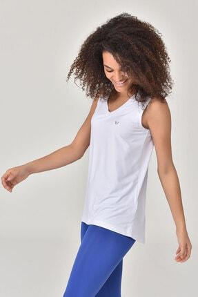 bilcee Beyaz Kadın Atlet  GS-862 3
