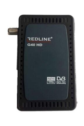 Redline G40 Full HD Mini Uydu Alıcısı 0