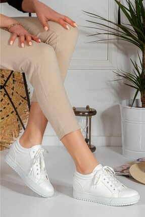 woomix 4 Cm Gizli Topuk Spor Ayakkabı 1