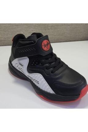 Jump Erkek Çocuk Siyah Spor Ayakkabısı 1
