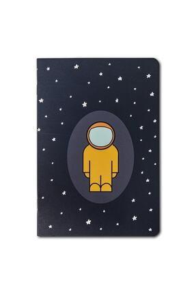 Chill & Feel Astronaut - A5 Defter - Çizgisiz 0