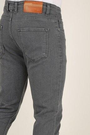 Terapi Men Erkek Gri Slim Fit Kot Pantolon 21k-2100482-1 2