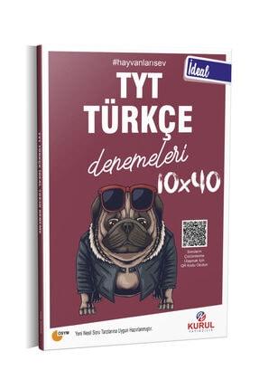Kurul Yayıncılık 2021 Tyt Ideal 10x40 Türkçe Denemeleri Qr Kod Çözümlü 0