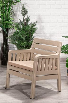 SANDALİE Lara 3 1 1 S Balkon&teras Bahçe Mobilyası / Cappucino 3
