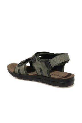 Kinetix HABEK 1FX Haki Erkek Sandalet 101017718 2