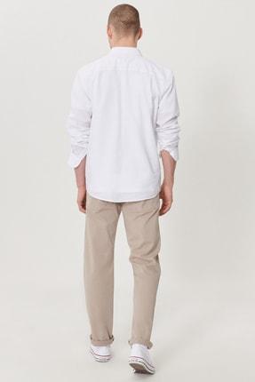 Wrangler Arizona Straight Fit Normal Bel 5 Cep Esnek Pantolon 1