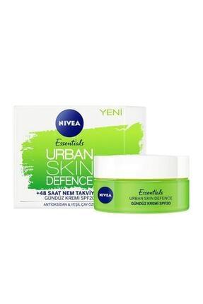 Nivea Urban Skın Defence Gündüz Kremi 50 ml 0