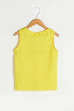 LC Waikiki Erkek Çocuk Canlı Sarı Fxy T-Shirt 1