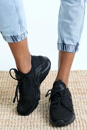 Tonny Black Unisex Siyah Sneaker HRC-Q-0 4