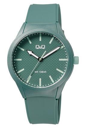 Q Q Unisex Yeşil Kol Saati 3g3522 0