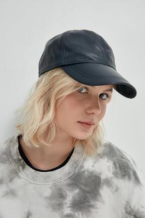 Y-London Kadın Lacivert Spor Şapka 13504 0