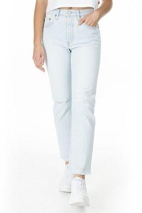 Levi's Kadın Mavi Yüksel Bel Jeans  36200 2