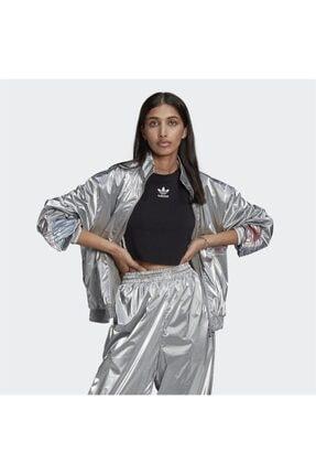 تصویر از Adicolor Tricolor Metallic Japona Kadın Sweatshirt