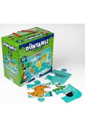 CA Games 2'li Yer Puzzle Seti (5025-5066) 1