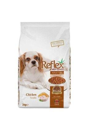Reflex Küçük Irk Tavuklu Yetişkin Köpek Maması 3 Kg 0