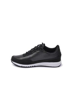 Slazenger Angle Siyah-beyaz Kadın Spor Ayakkabı (2021) 2