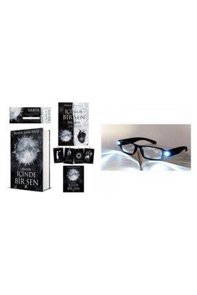 Dokuz Yayınları Içinde Bir Sen 1 - Engerek(karton Kapak) Binnur Şafak Nigiz+okuma Gözlüğü 0