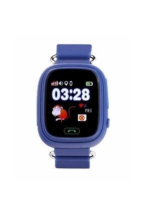 Sim Kartlı Gps Ve Sos Özellikli Akıllı Çocuk Takip Saati GPSKDSL-03