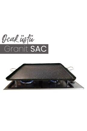 Gema Granit Ocak Üstü Pişirme Sacı 0