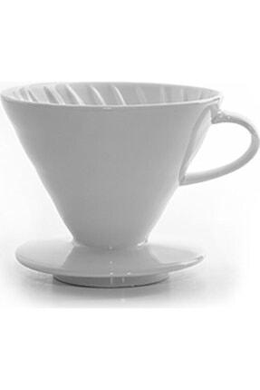 TABAKÇI ÇANAKÇI Porselen Kahve Demleme V60 02 0