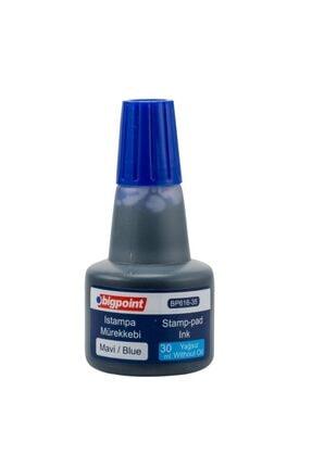 Bigpoint Istampa Murekkebı 30cc Mavı 0