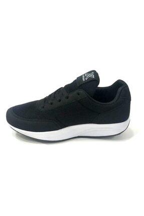 LUTTOON Kadın Siyah Yürüyüş Ayakkabısı 1