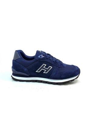 Hammer Jack Peru Model Lacivert Spor Ayakkabı 1