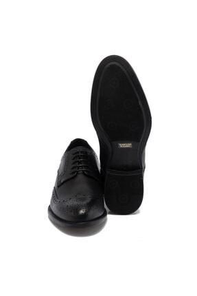Tergan Siyah Deri Erkek Ayakkabı 55071a43 3