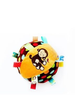 Sozzy Toys Sarı Toys Çıngıraklı Topum Szy139 0