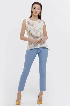 Chima Kemeri Kesikli Pantolon 2