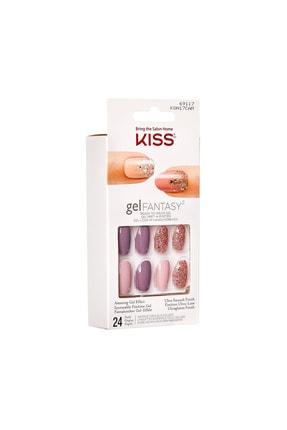Kiss Takma Tırnak Seti Tırnak Yapıştırıcılı ve Çift Taraflı Bant Yapıştıcı - Kgn17 1