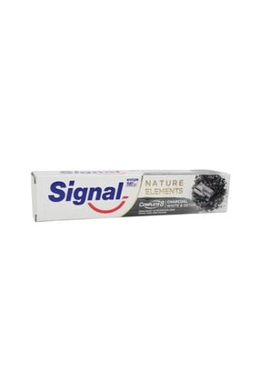 Signal Sıgnal D.macun Nature Elements Charcoal White & Detox 75 ml 0