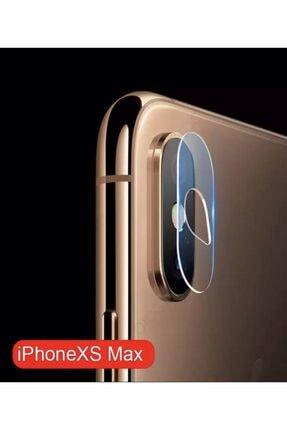 ucuzmi Iphone Xsmax  Uyumlu Arka Kamera Lens Koruma Nano Temperli Camı Kamera Koruma Koruyucu 9h Cam 1