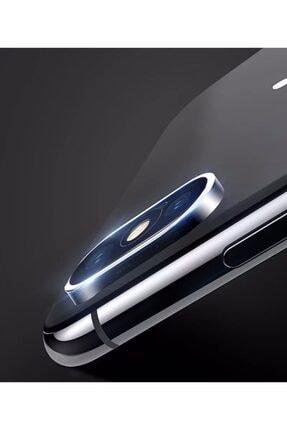 ucuzmi Iphone Xsmax  Uyumlu Arka Kamera Lens Koruma Nano Temperli Camı Kamera Koruma Koruyucu 9h Cam 2