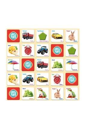 MerCan Toys Match Up Eşleştirme Kartları 2