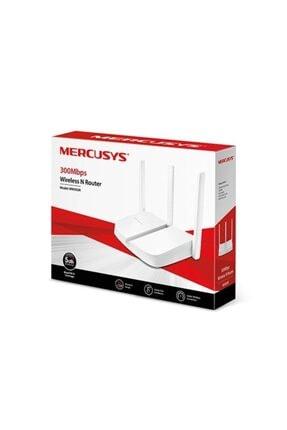 Tp-Link Mercusys Mw305r 300mbps Kablosuz N Router 3