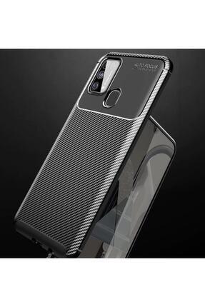 Dijimedia Samsung Galaxy M31 Uyumlu Kaliteli Elde Kaymayan Kamera Korumalı Kılıf 1