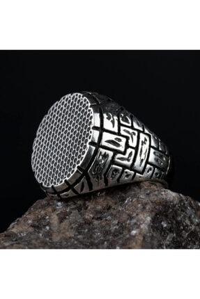 Yüzükhane Çukur Yamaç Gümüş Yüzüğü 0
