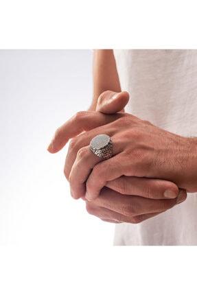 Yüzükhane Çukur Yamaç Gümüş Yüzüğü 2