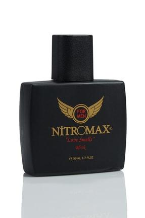 Nitromax Black Edp 50 ml Erkek Parfümü 088300178285 1